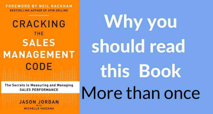 Cracking the Sales Management Code Book Review